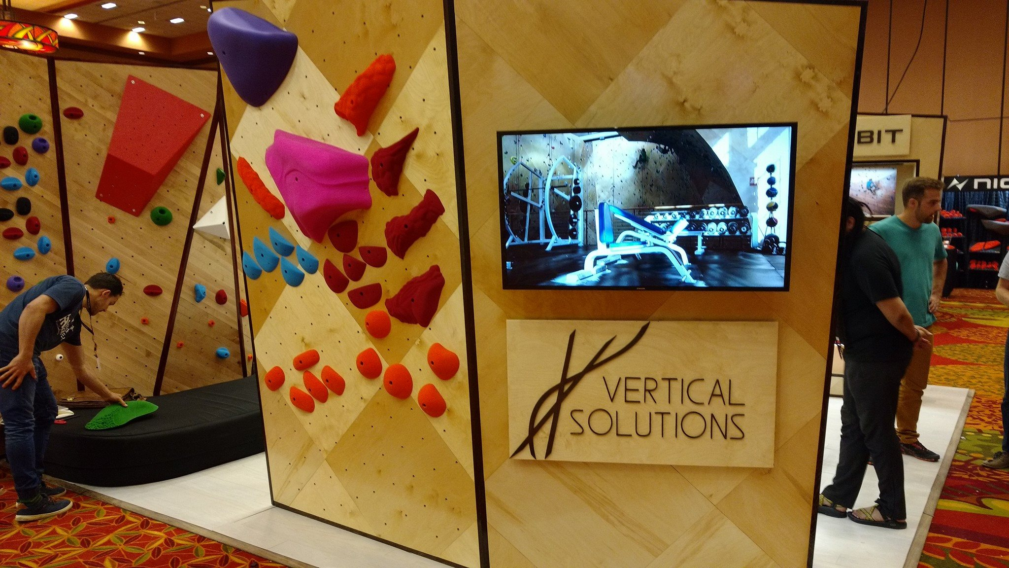 Vertical Solutions Booth